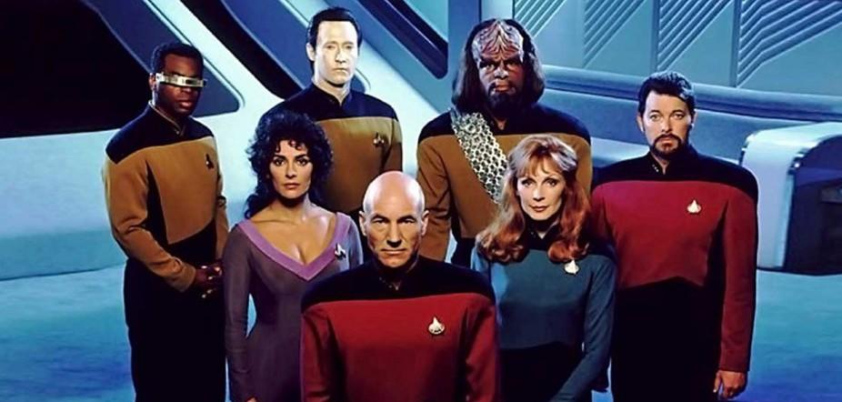 Star Trek Caption!