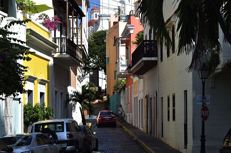 Old San Juan (Via Flickr)