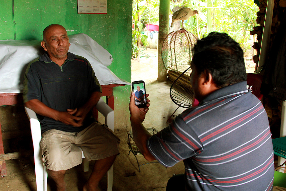 A voter near San Marcos, Guerrero tells Miguel Ángel Jiménez Blanco of alleged vote-buying and coercion by political parties in June.