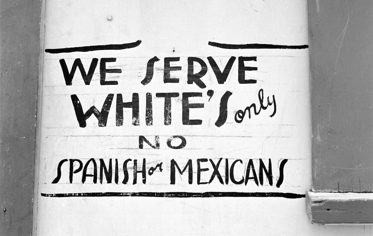No Mexicans Allowed School Segregation In The Southwest Latino Usa