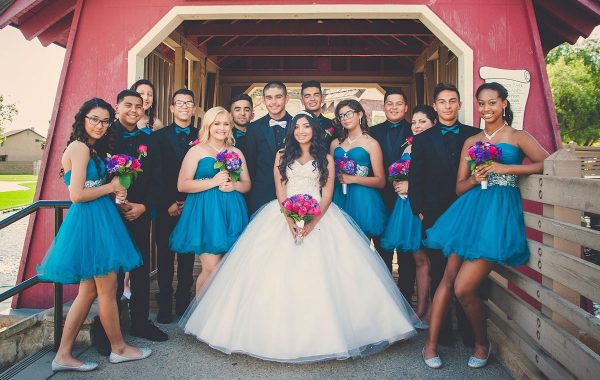 You Are Cordially Invited to Hailey's Quinceañera - Latino USA
