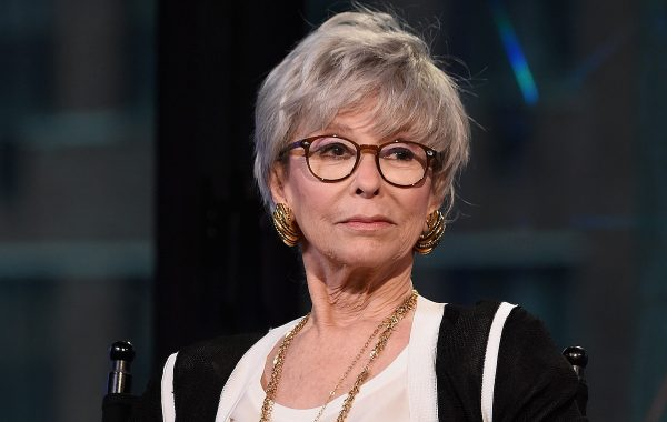 "NEW YORK, NY - JANUARY 05:  Rita Moreno attends the Build Presents Rita Moreno Discussing ""One Day At A Time"" at AOL HQ on January 5, 2017 in New York City.  (Photo by Jamie McCarthy/Getty Images)"