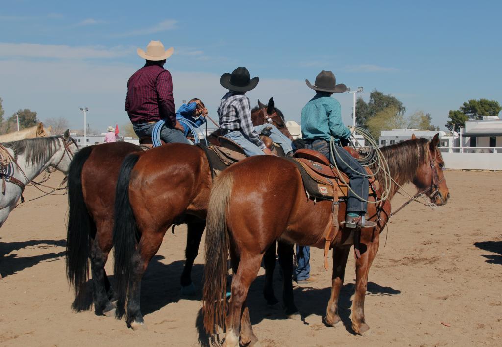 Rodeo Latino Usa