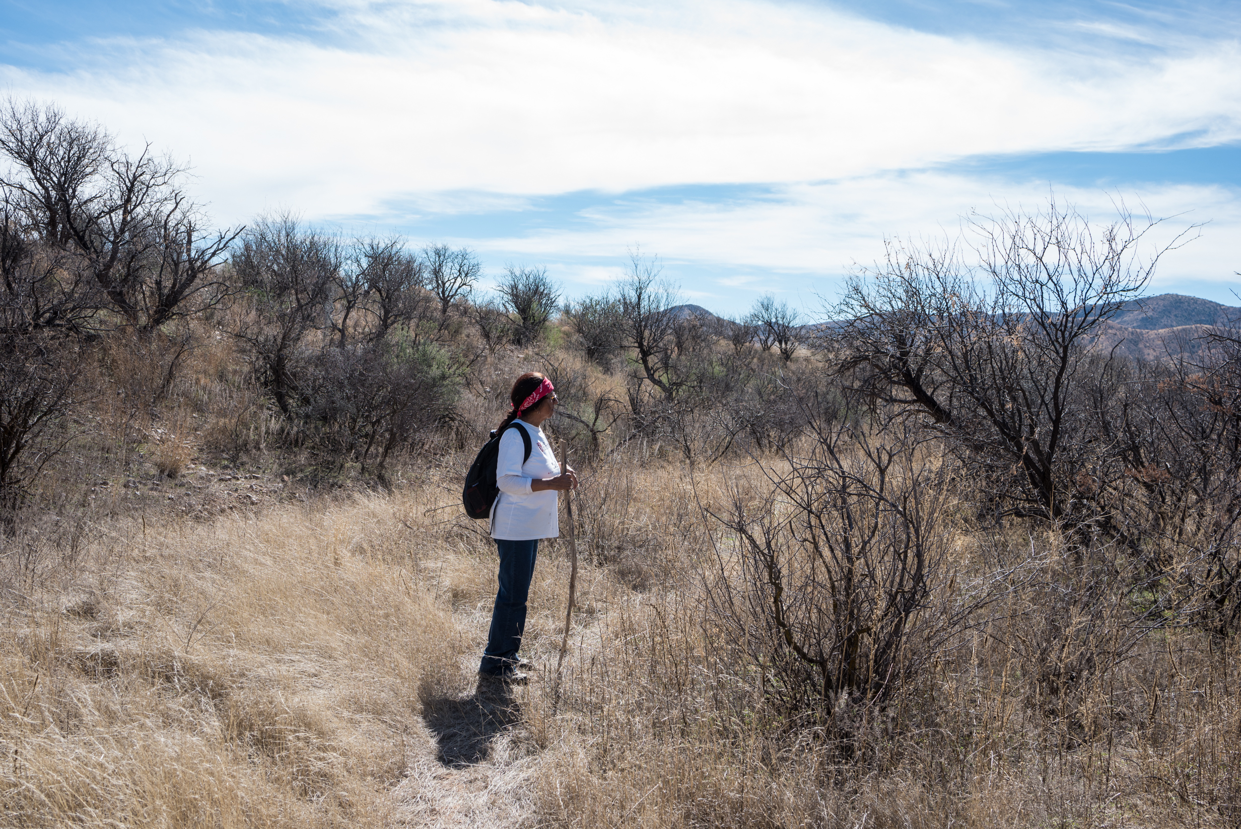 Fighting for the Life of Migrants in the Sonoran Desert