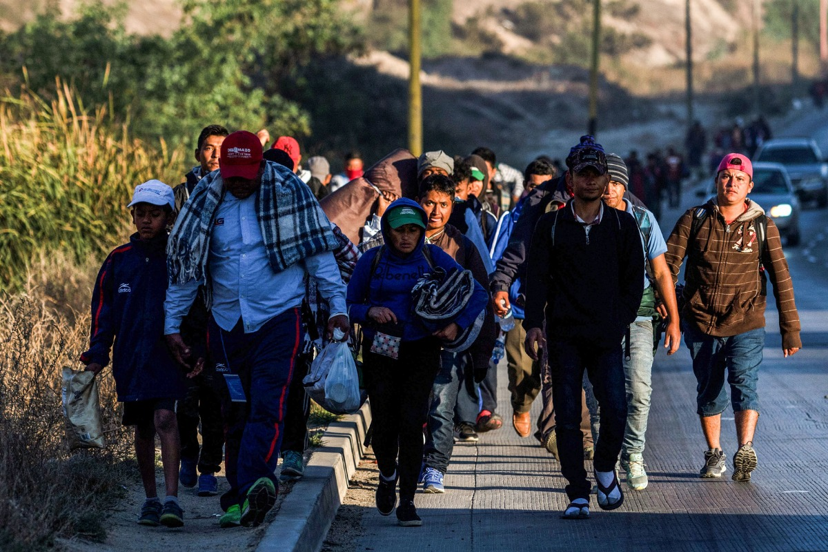 Dozens Of Migrants Disappear In Mexico As Central American Caravan