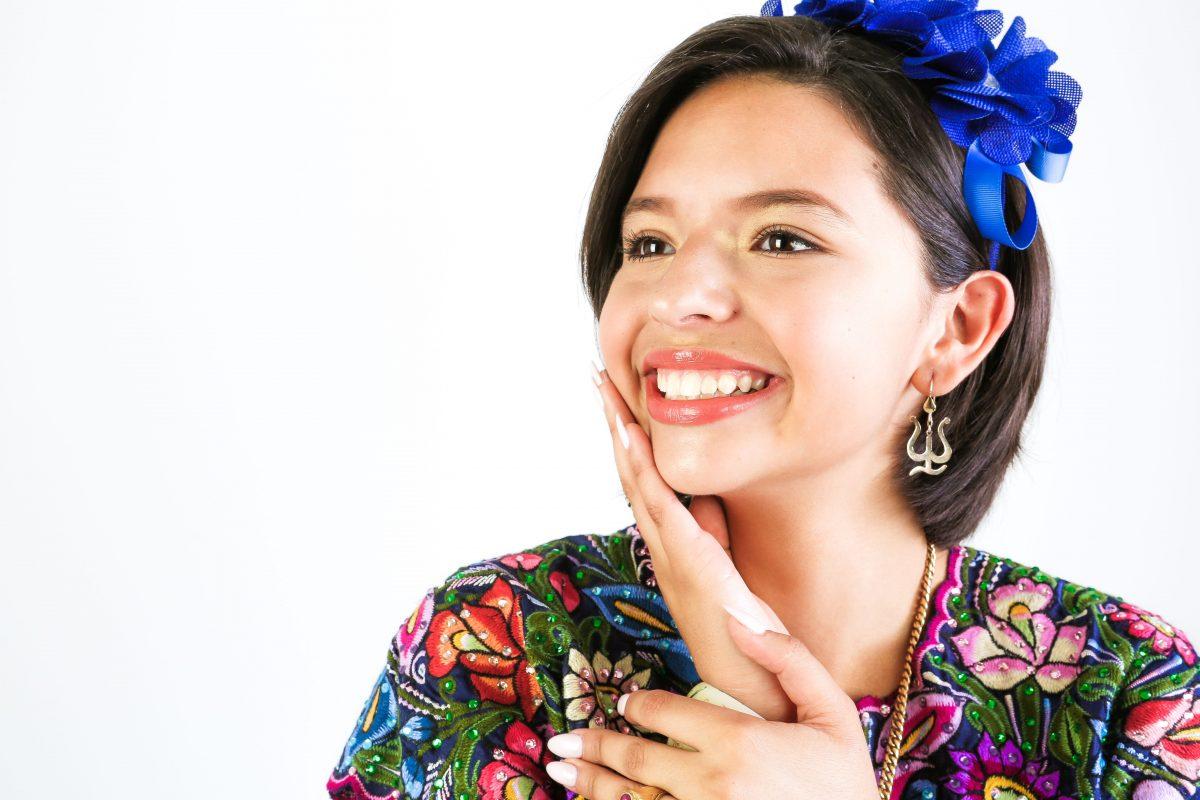 Portrait Of Ranchera Royalty ángela Aguilar Latino Usa
